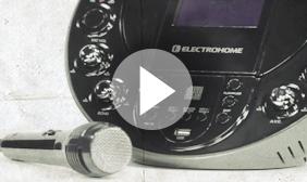 Karaoke Speaker System (EAKAR535)