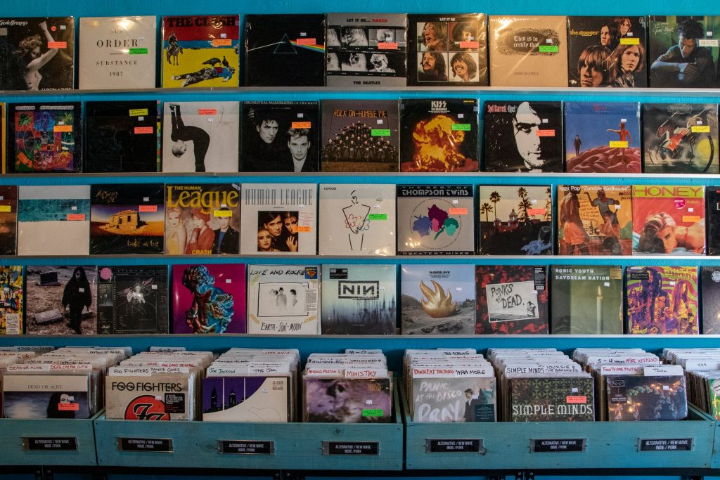 Top 10 Reasons to Buy Records at Your Local Record Store